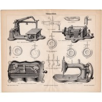 Sewing Machines 1888